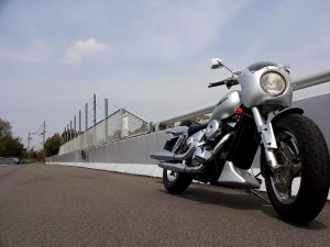 スズキ デスペラード400