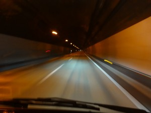 新神戸トンネル
