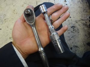 使用する工具