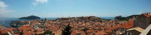 ドブロブニクの要塞都市
