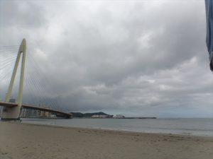和歌山 海南市 浜の宮海水浴場