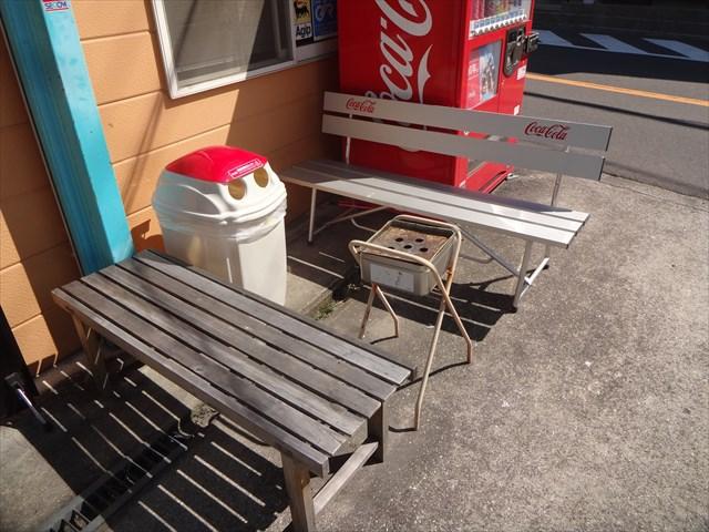 コカコーラの椅子
