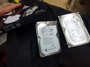 HDD(ハードディスクドライブ)