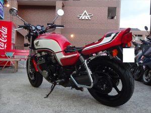 ホンダ CB750F(RC42)