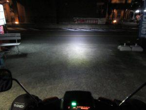 Loビーム:LEDヘッドライト