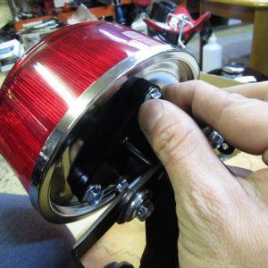【第13回】250TRにバイソン風外装キットを組んでビンテージモトクロスカスタムしてみよう!