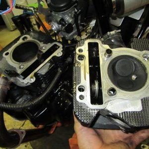 【第6回】TW225のシリンダーヘッドからの異音を修理してみよう!