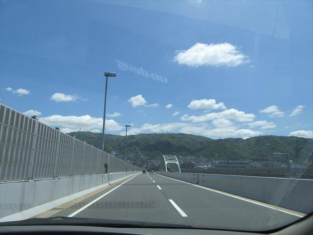 生駒山 第二阪奈道路