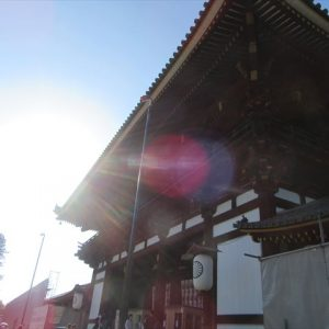 東大寺 中門